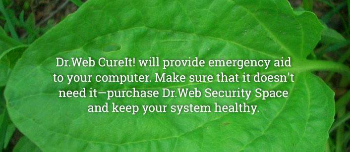 dr.web cureit android