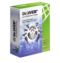 Dr.Web Antivirus for Windows & Linux & Mac OS X & Windows Server Collection - FL