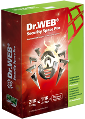 Dr web security space