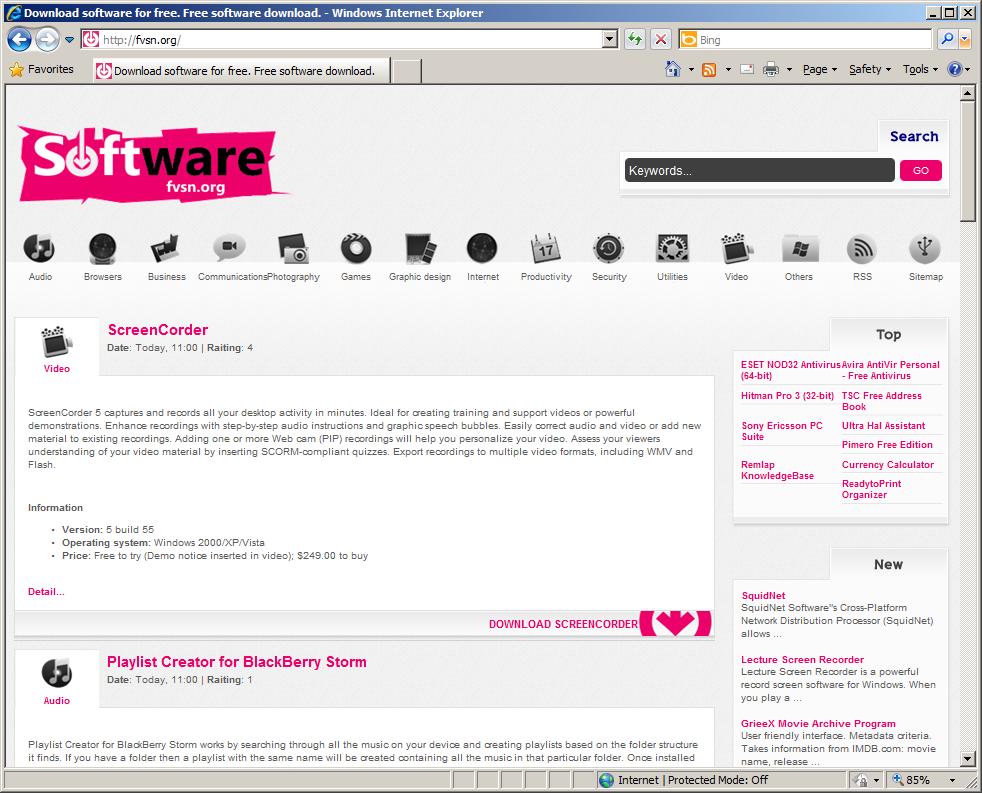 Dr web cureit 6 05 2011