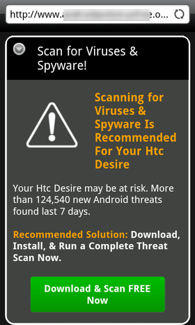 how to make a fake virus that gets detected