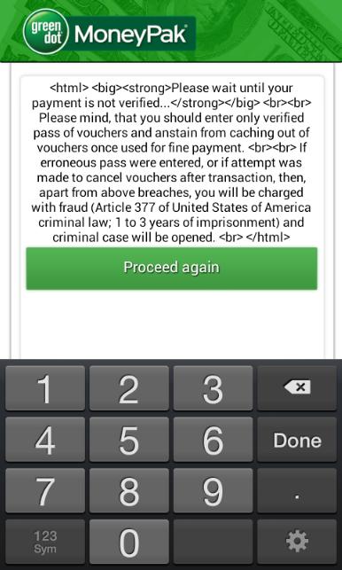 Mobile threats in September 2014