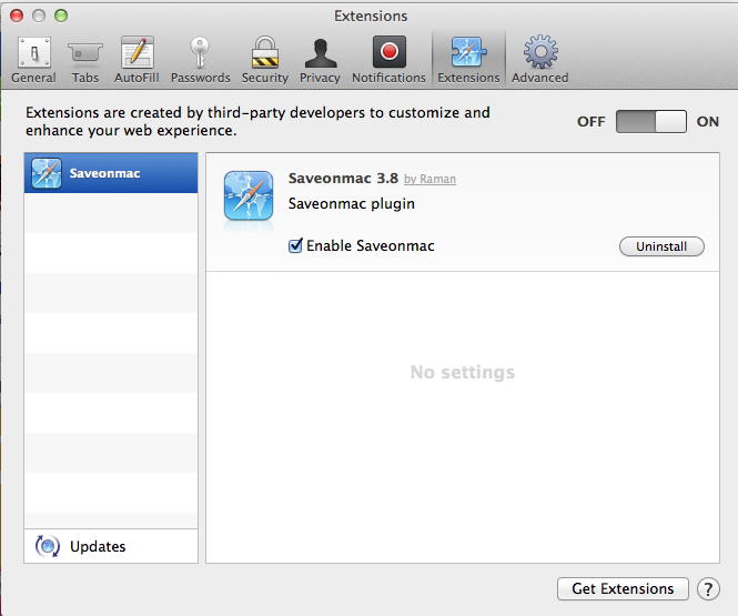 Adware for OS X distributes Trojans
