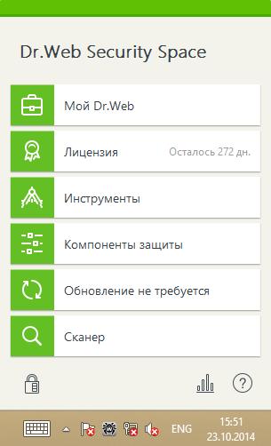 Обновление dr web 10