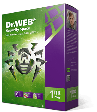 Dr.Web Securrity Space