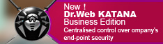 Dr.Web KATANA Business Edition 1.0 released