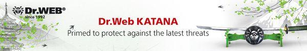 banner Dr.Web KATANA
