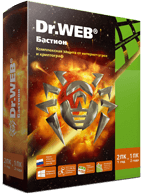 Dr.Web Security Space + Криптограф (для Windows)