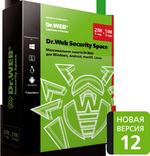 Dr.Web Security Space (защита ПК)