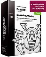 Dr.Web Rescue Pack