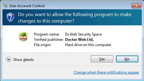 Dr Web Innovative Anti Virus Technologies Comprehensive