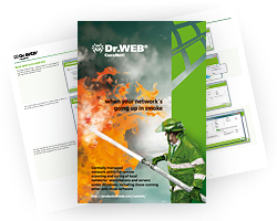 Brochure Dr.Web CureNet!