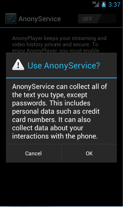 Android Adware Sets Up Other Programs