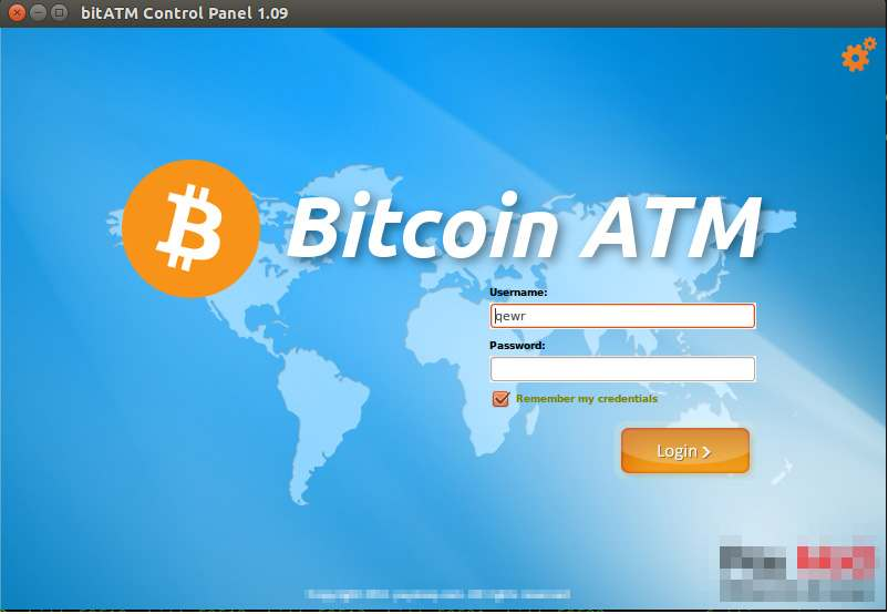 При запуске бэкдор демонстрирует следующее диалоговое окно, в котором содержится упоминание устройств, предназначенных для выполнения операций с криптовалютой Bitcoin