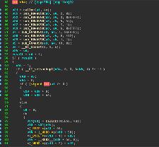 screen Linux.Mirai #drweb
