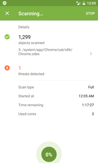 Dr.Web Security Space for Android 11.1