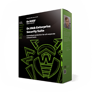 Dr.Web Server Security Suite per macOS Server