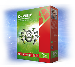Dr Web Download antivirus for PC / Mac / Android
