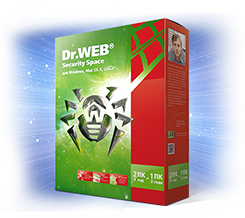 Dr.Web Security Space For Windows Comprehensive Protection From Internet  Threats