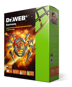 Dr.Web Security Space + Криптограф