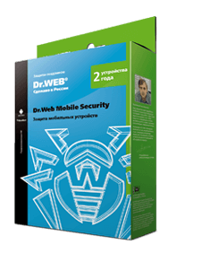 Dr.Web Security Space pour Android